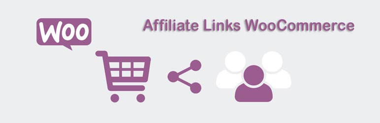 WordPress Affiliate Links WooCommerce Plugin Banner Image