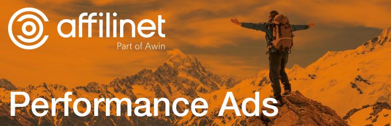 WordPress affilinet Performance Ads Plugin Banner Image