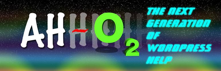 WordPress AH-O₂ Plugin Banner Image