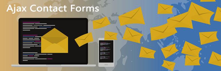 WordPress Ajax Contact Forms (ACF SP) Plugin Banner Image