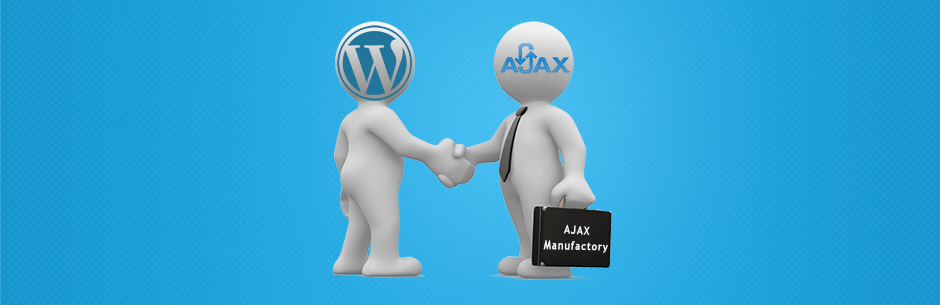 WordPress AJAX Manufactory Plugin Banner Image