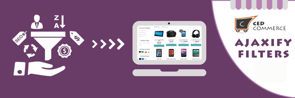WordPress Ajaxify Filters Plugin Banner Image