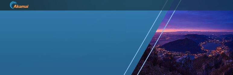 WordPress Akamai for WordPress Plugin Banner Image