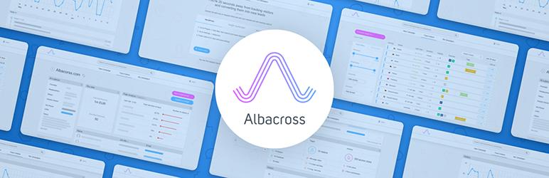 WordPress Albacross Plugin Banner Image