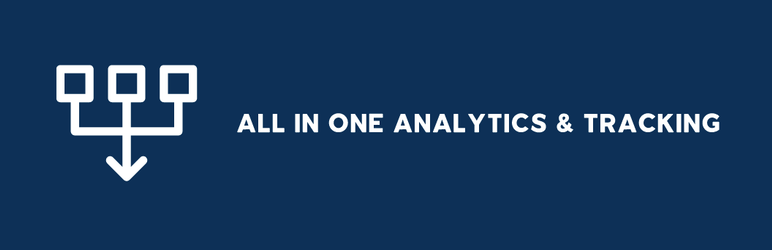 WordPress All In One Analytics Plugin Banner Image