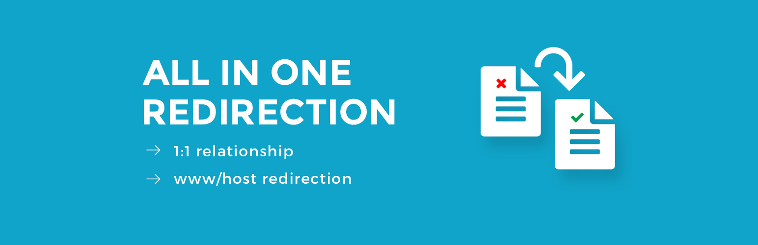 WordPress All In One Redirection Plugin Banner Image