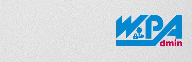 WordPress Allow wp-admin access Plugin Banner Image