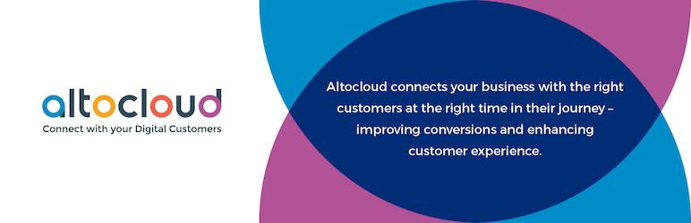 WordPress Altocloud Analytics & Communications Plugin Banner Image