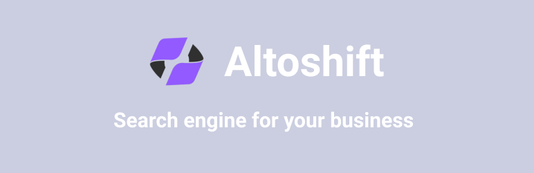 WordPress Altoshift For WordPress Plugin Banner Image