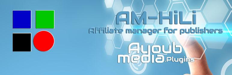 WordPress AM-HiLi Plugin Banner Image