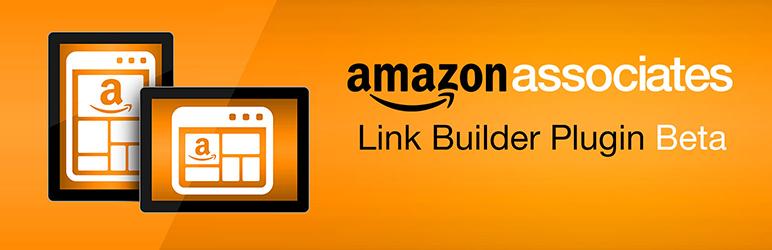WordPress Amazon Associates Link Builder Plugin Banner Image