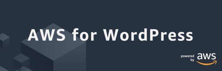 WordPress AWS for WordPress Plugin Banner Image