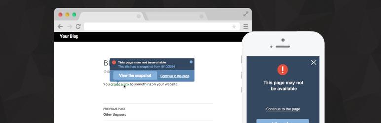 WordPress Amber Plugin Banner Image