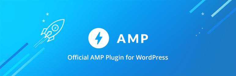 WordPress AMP Plugin Banner Image