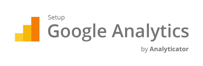 WordPress Google Analytics Analyticator – Simple Google Analytics integration plugin Plugin Banner Image