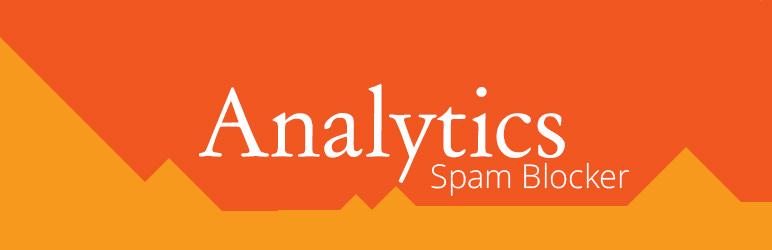 WordPress Analytics Spam Blocker Plugin Banner Image