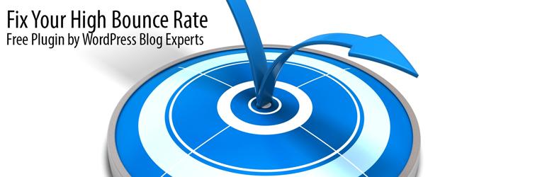 WordPress Analytics Reduce Bounce Rate Plugin Banner Image