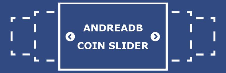 WordPress Andreadb Coin Slider Plugin Banner Image