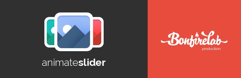 WordPress Animate Slider Plugin Banner Image