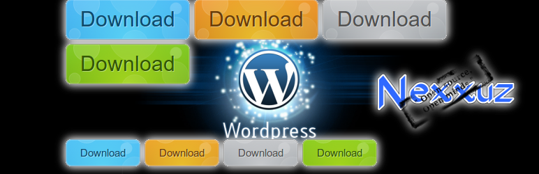 WordPress Animated Buttons with CSS3 Plugin Banner Image