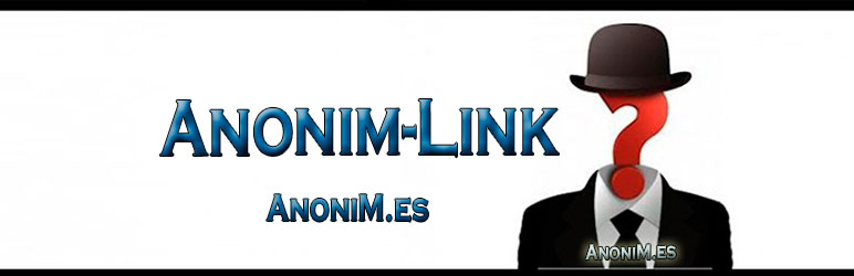 WordPress Anonim-Links Plugin Banner Image