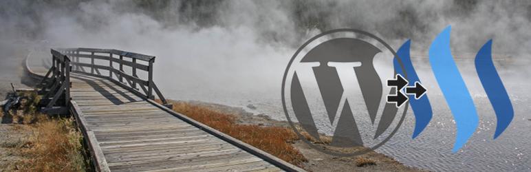 WordPress AnotherSteempress Plugin Banner Image