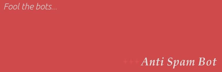 WordPress Antispambot Plugin Banner Image