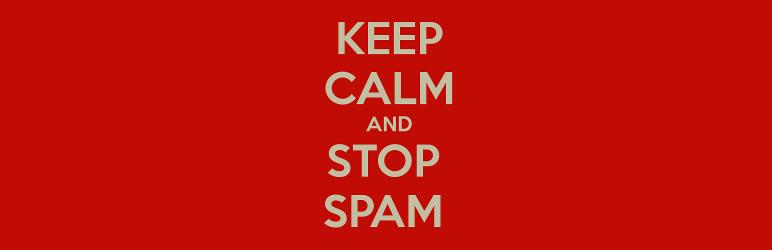 WordPress Antispam Plugin Banner Image