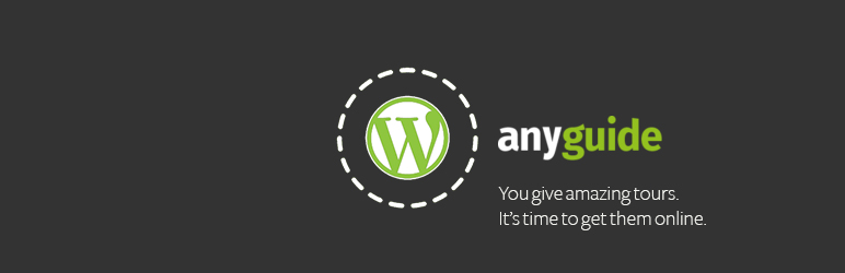 WordPress AnyRoad Plugin Banner Image