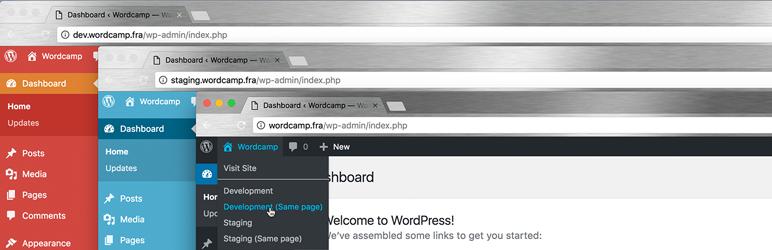 WordPress Apermo AdminBar Plugin Banner Image