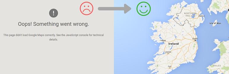 WordPress API KEY for Google Maps Plugin Banner Image