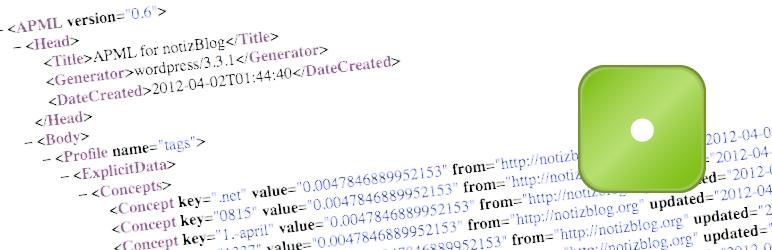 WordPress APML Plugin Banner Image