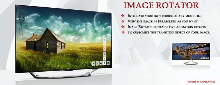 WordPress Image Rotator Plugin Banner Image