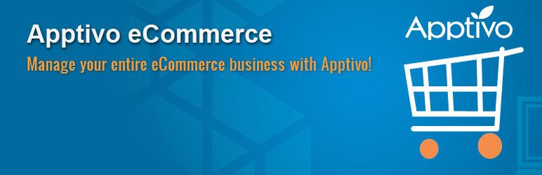 WordPress Apptivo eCommerce Plugin Banner Image