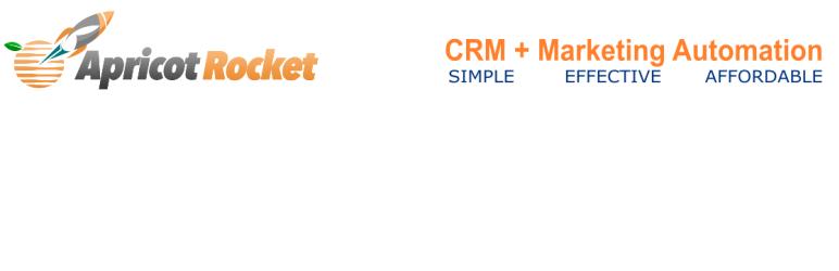 WordPress Apricotrocket CRM Plugin Plugin Banner Image