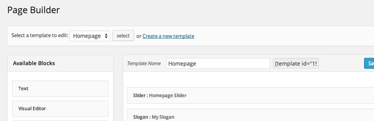 WordPress Aqua Page Builder Plugin Banner Image