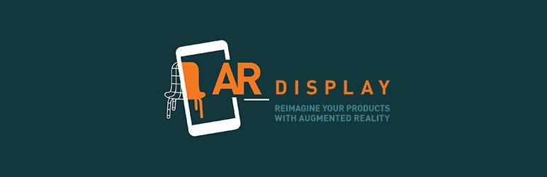 WordPress AR for WooCommerce Plugin Banner Image