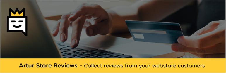 WordPress Artur Store Reviews for WooCommerce Plugin Banner Image