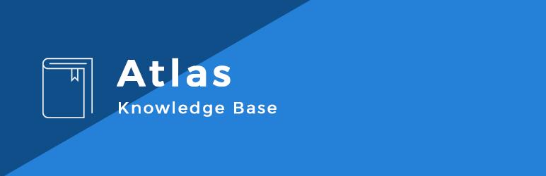 WordPress Atlas – Knowledge Base Plugin Banner Image