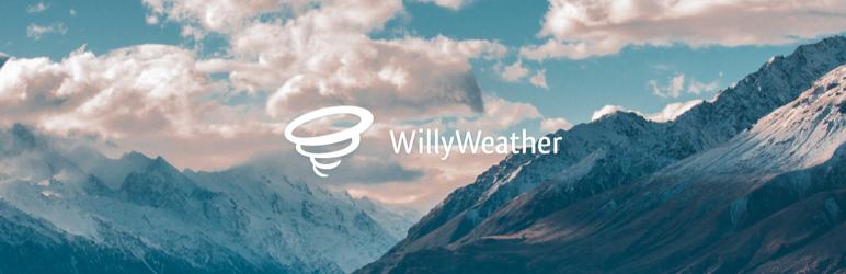 WordPress Australian Weather Widget – WillyWeather Plugin Banner Image