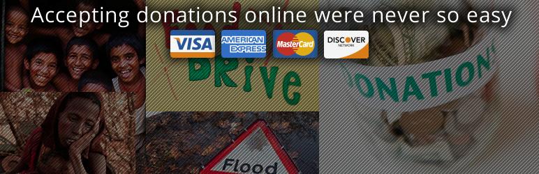 WordPress Authorize.net – Simple Donations Plugin Banner Image