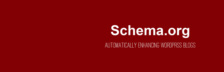 WordPress Automatic Schema Plugin Banner Image