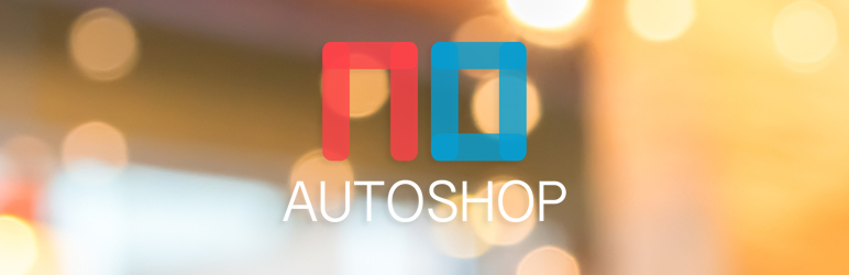 WordPress AutoShop Plugin Banner Image