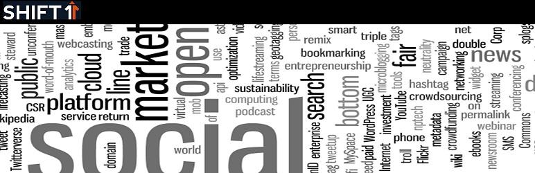 WordPress Autotag Posts by SHIFT1 Plugin Banner Image