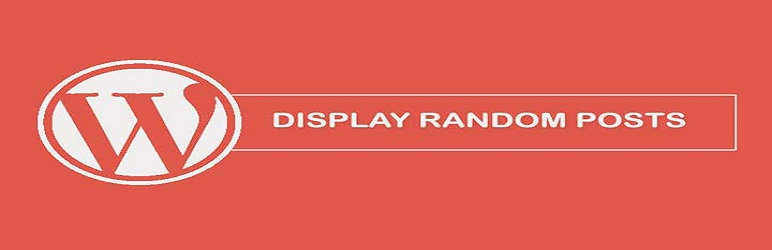 WordPress Awesome Random Post Plugin Banner Image