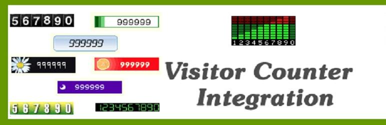 WordPress Awesome Visitor Counter Plugin Banner Image