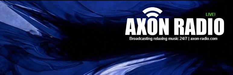 WordPress Axon Radio Live Plugin Banner Image