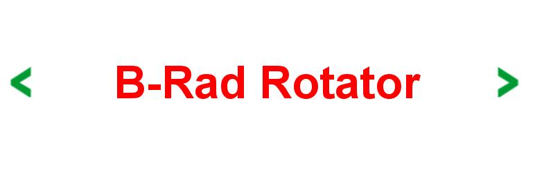 WordPress B-Rad Rotator Plugin Banner Image