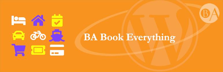 WordPress BA Book Everything Plugin Banner Image