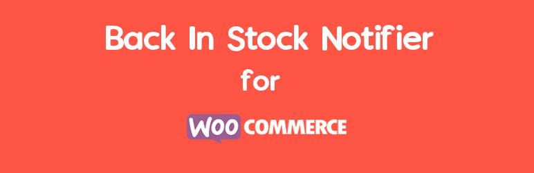 WordPress Back In Stock Notifier for WooCommerce | WooCommerce Waitlist Pro Plugin Banner Image